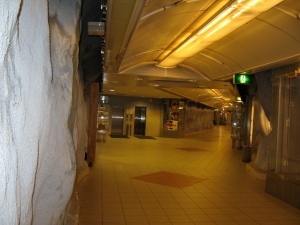 Underground Helsinki
