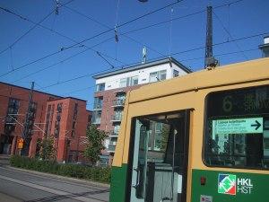 The same tram