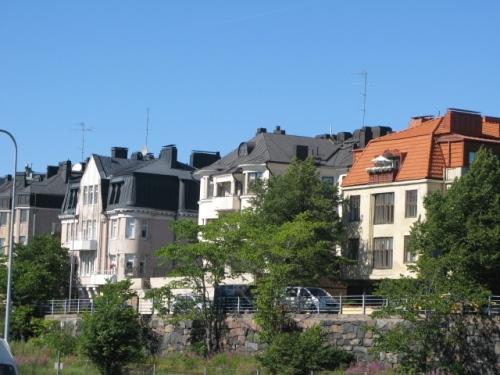 Eira mansard roofs